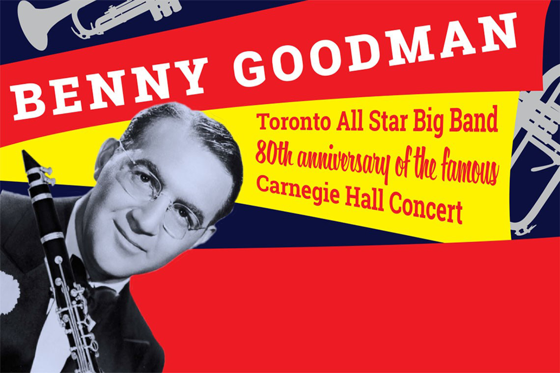 Benny Goodman 80th Anniversary Concert - Second Show added!