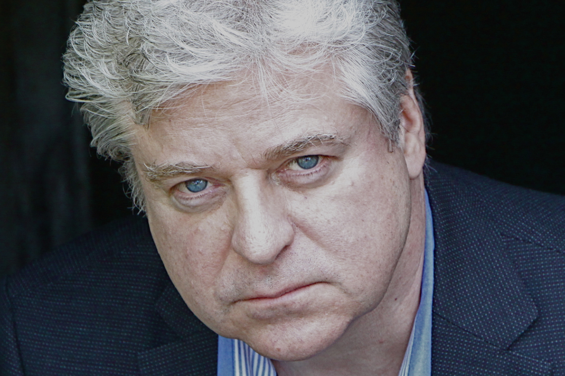 In Conversation with Linwood Barclay